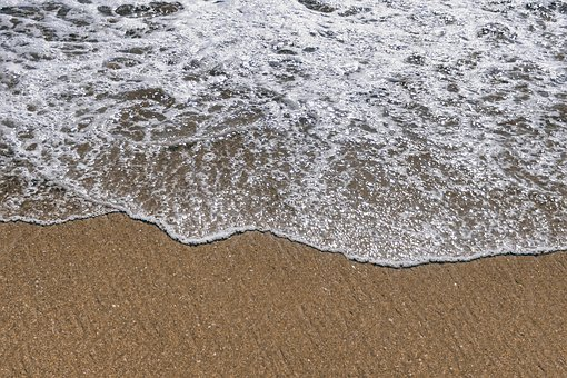 Sand, Beach, Beach Sand, Summer, Ocean, Nature