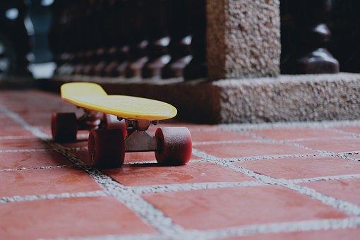 Skateboard, Skate, Hobby, Skateboarder, Board
