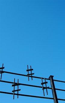 Sky, Shop, Post