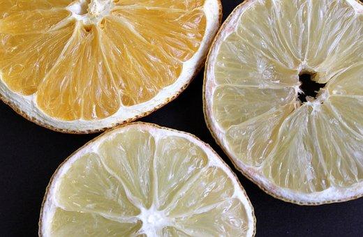 Citrus, Slices, Lemon, Sour, Fruit, Eating, Vitamins