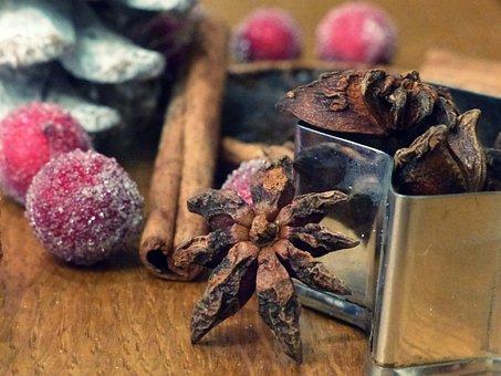 Star Anise, Bake, Christmas Baking, Preparation