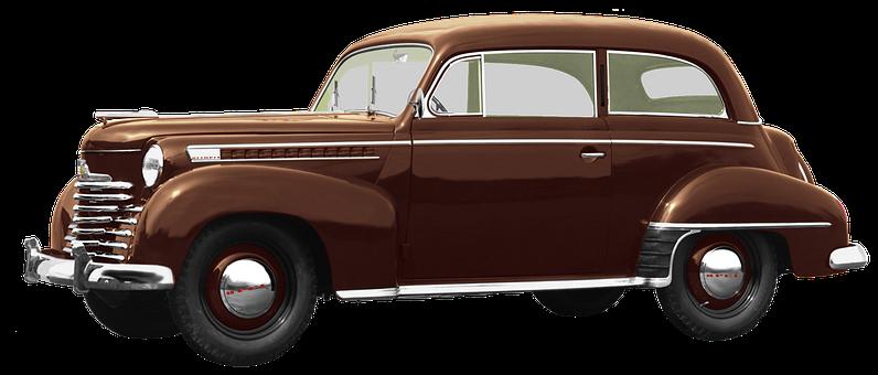 Opel, Olympia, Limousine, 2-door, Years 1951-1952
