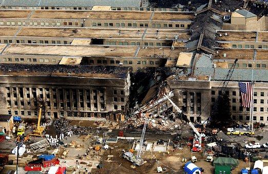 Pentagon, Stop, 11 September, 2001, 9 11, Brand
