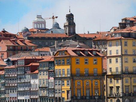 Port, Travel, City, Pleasure, Holiday, Architecture