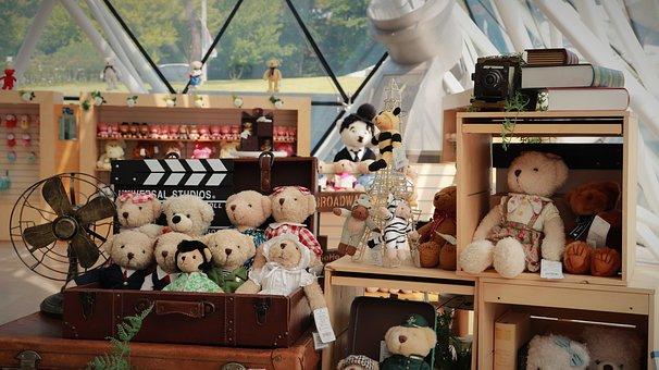 Cute, Cuteness, Bear, Doll, Teddy Bear, Teddy, Yarn