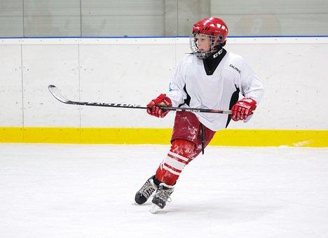 Hockey, Player, Game, Hockey Player, Sport, Emotion