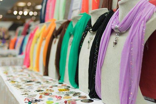 Scarf, Fashion, Stylish, Fashionable, Clothing, Design