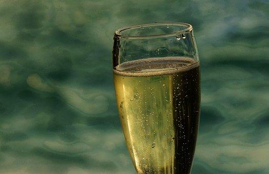 Glass, Champagne, Prosecco, Drink, Champagne Glasses