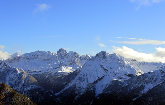 Mountains, Alpine, Nature, Dolomites, High Mountains