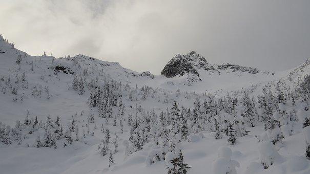 Canada, Winter, Nature, Landscape, Heliskiing