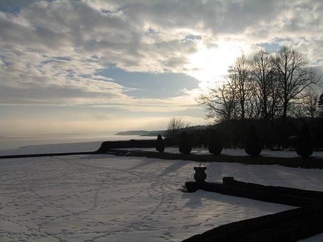 Winter, Landscape, Snow