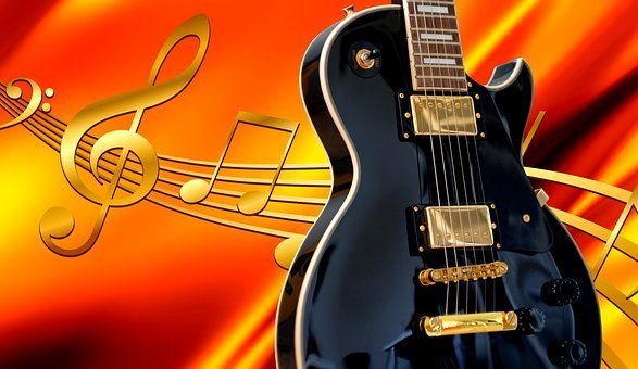 Guitar, Music, Musical, Musical Instrument, Musician