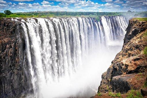 Africa, Zimbabwe, Victoria Case, Victoria Falls