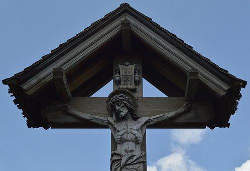 War Memorial, Jesus, War, Memorial, Religion, Cross