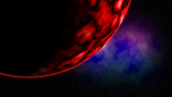 The Red Planet, Cosmos, Astronomy, Solar System, Red