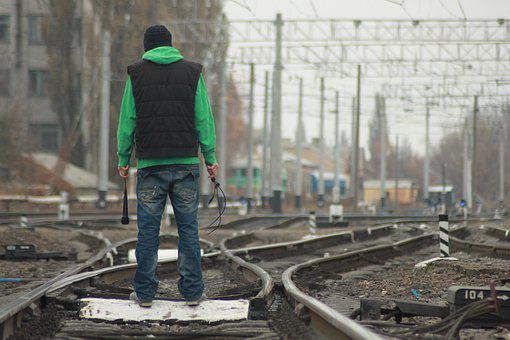 The Crossroads, Road, Ways, The Way, Railway, Motion