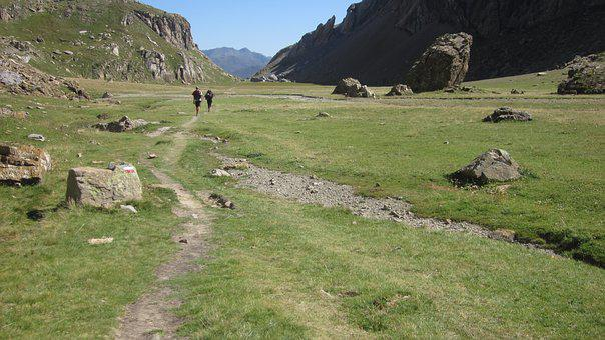 Mountain, Aragonese Pyrenees, Peaceful, Landscape
