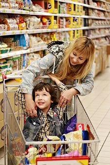 Products, Supermarket, Shop, Stock, Discounts, Sale