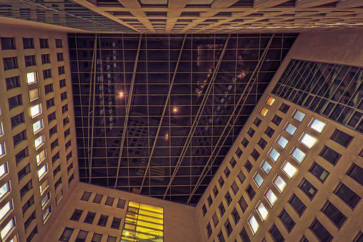 Architecture, Glass Roof, Roof, Glass, Modern