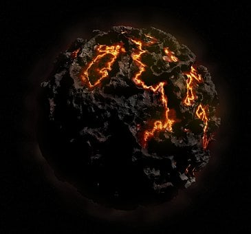 Planet, Apocalypse, Space, Science, World, Universe