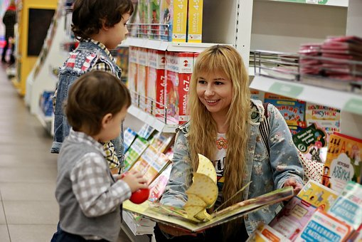 Shop, Baby, Toys, Stock, Sale, Family, Kids, Books