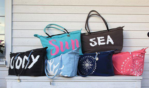 Holiday, Beach, Towels, Summer, Jewellery
