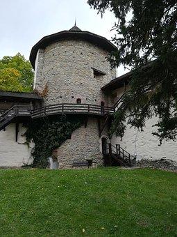 The Old Lock, Banská štiavnica, Unesco, Romance