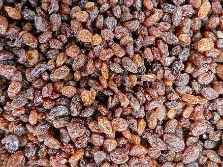 Sultanas, Raisins, Cibeb, Currants, Wine Berries Bake
