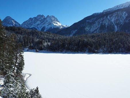 Tyrol, Winter, Winter Sports, Snow, Austria, Wintry