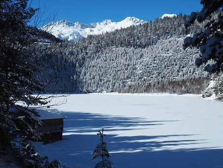 Tyrol, Winter, Winter Sports, Snow, Austria, Wintry