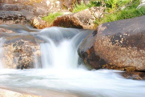 River, Galicia, Mountain Landscape, Landscape, Water