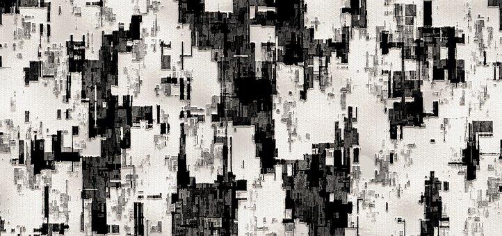 Pattern, Structure, Background, Dirty, Destruction