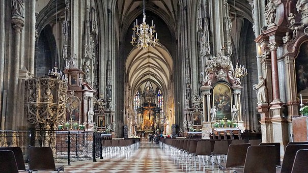 St Stephan's Cathedral, Dom, Cathedral, Vienna