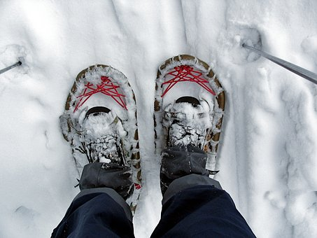 Snow Boots, Snow, Tourism, Winter, Rocket, Frost