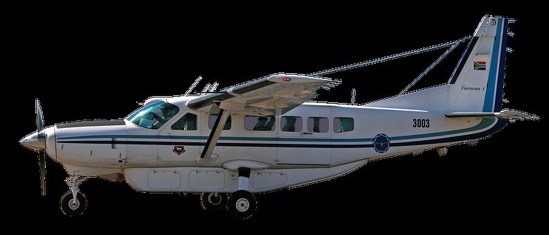 Aircraft, Cessna Caravan, Fly, Aviation