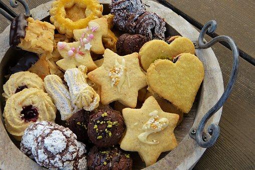 Christmas Cookies, Bake, Cookies, Cookie, Christmas