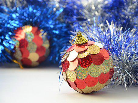 New Year's Eve, Ornament, Toy, Holiday, Christmas