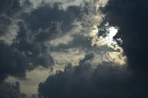Cloudy, Weather, Overcast, Cloudscape, Cumulus, Climate