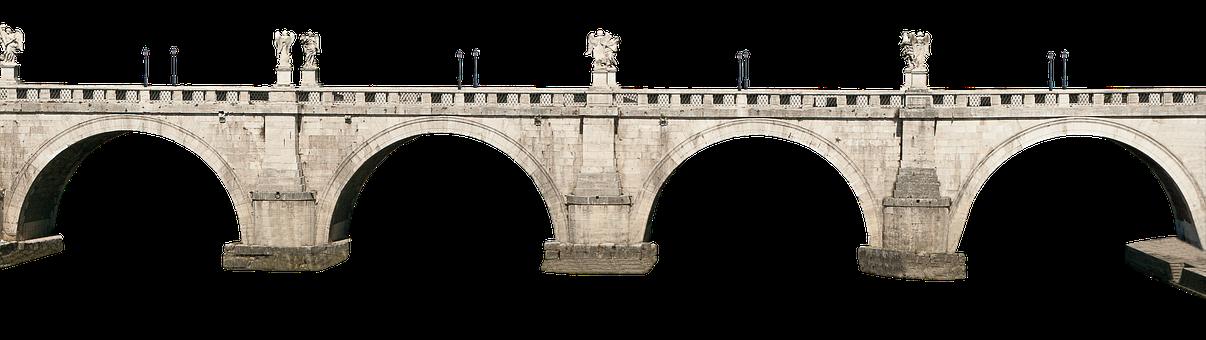 Bridge, Transition, Railing, Crossing