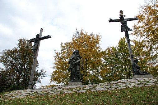 Crucifixion, Maria, Christianity, Faith, Figure
