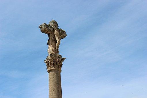 Cross, Spain, Zara, Spanish, Holy, Religion