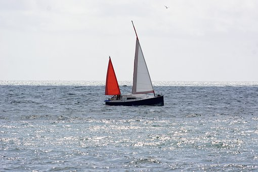Sailboat, Sea, Mats, Browse, Boats, Navigation, Sails