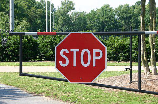 Stop, Sign, Traffic, Symbol, Red, Traffic Signs, Street