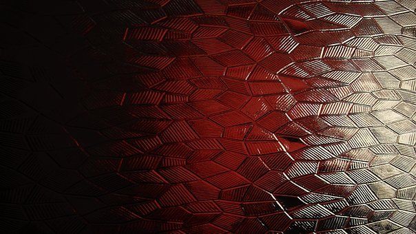 Pattern, Backgrounds, Abstract, Red, Geometric Shape
