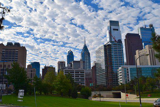 City, Skyscrapers, Buildings, Architecture, Urban
