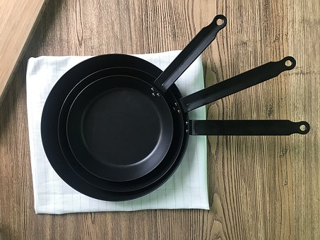 Cast Iron, Cast Iron Pot, Carbon Steel