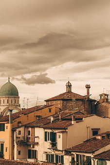 Florence, Synagogue, Sinagoga E Museo Ebraico