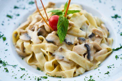 Pasta, Italy, Italian, Dough, Plate, Food, Health