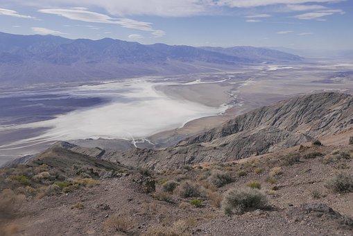 Death Valley, Usa, Landscape