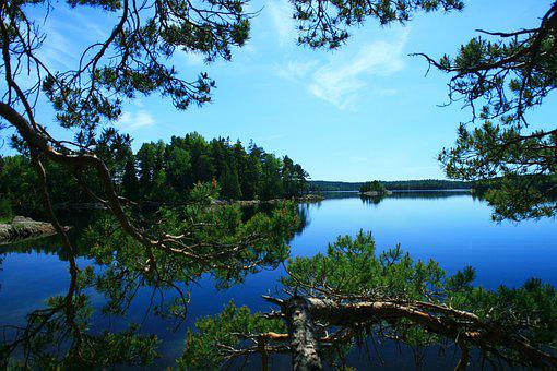 Sweden, Waters, Loneliness